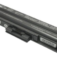 Baterai Laptop Sony VGP BPS13 - VGP BPL13 Series - OEM (Black)