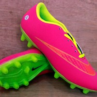 harga sepatu bola anak Nike Elastico Superply Pink Stabilo Tokopedia.com