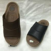 Sandal Casual Pria Max Baren Leather
