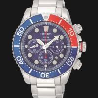 Seiko Solar Chronograph Divers 200M SSC019P1