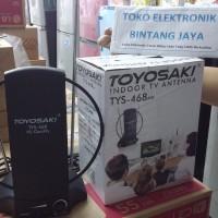 Antena dalam TERBAIK toyosaki Tys-468AW dengan BOOSTER