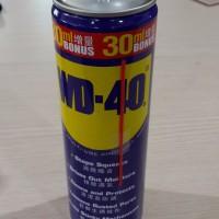WD-40 Penetrating Oil 412ml