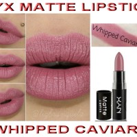 NYX MATTE LIPSTICK - WHIPPED CAVIAR