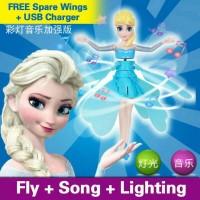 Elsa Flying Fairy Music