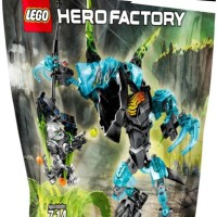 LEGO 44026 HERO FACTORY Crystal Beast VS Bulk