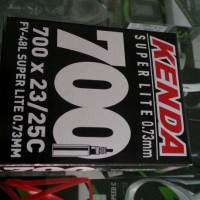 harga Ban Dalam Kenda Superlite 700x23-25c Untuk Roadbike & Fixie Tokopedia.com