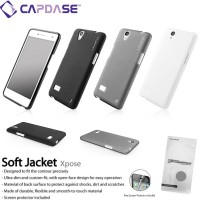 Jual Capdase Softjacket Case Casing Cover Sarung Oppo Find Mirror R819