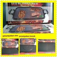 MULTI GRILL PAN - Alat Panggang tanpa Arang