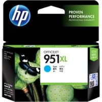 Cartridge hp 951 XL Color Cyan Original