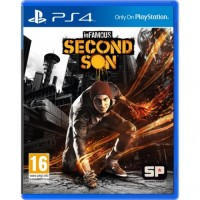 [Sony PS4] Infamous: Second Son