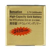 Baterai Baterry Htc Sensation Xe Evo Original Gold Edition 2450 Mah