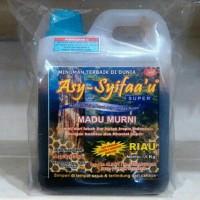 Jual Madu Hutan Riau Super Asy Syifau / Syifa'u / Syifaa'u 1 Kg Murah