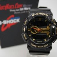 G-Shock GBA 400 Black Gold II