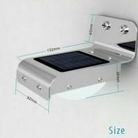 Lampu taman tenaga surya ( Outdoor solar cell ) Tembok/ dinding