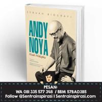 Kisah Hidupku: Biografi Andy F Noya