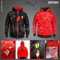 JACKET PUMA FERRARI WINDBREAKER