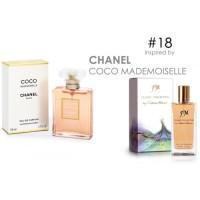 Parfum FM 18 - Chanel Coco Mademoiselle ~ Original import Eropa, Ori