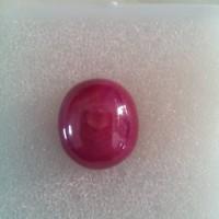 harga Natural Ruby Star Burma 13,6crat Tokopedia.com