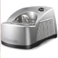 DELONGHI Ice Cream Maker dengan Compressor Gelataio ICK 6000