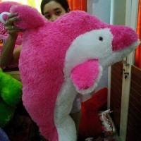 harga Boneka Dolphin Jumbo Fanta Uk 2kilo,1meter Tokopedia.com