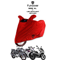 Cover Motor Sport Funcover (Motor Laki)