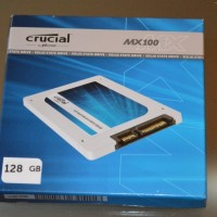 "Crucial MX100 128GB SATA 6Gb / S 2.5"" Internal SSD"