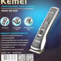 harga Alat Cukur Portable / Hair Clipper Kemei Km 6166 Tokopedia.com