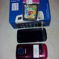 Nokia asha 311 kamera n layar sentuh