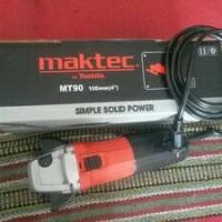 Mesin Gerinda Tangan Maktec MT90 100mm 4 Inch