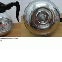 harga Akebonno coffee pot bawah stainless pasangan kompor induksi Tokopedia.com