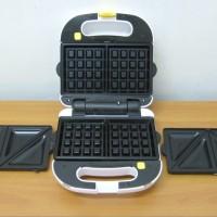 harga sandwhich & waffle maker sayota sm-609 Tokopedia.com