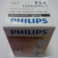 Bohlam H4 p43t 60/55w Philips