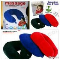 Jual Bantal Pijat Leher Neck Pillow Massager Murah