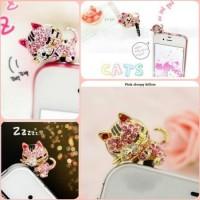 harga Pink Sleepy Kitten - Jewelry Pluggy Tokopedia.com