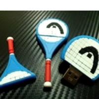 harga 2330 USB FLASHDISK UNIK BONEKA KARAKTER LUCU RAKET BIRU - BUS0550 - 8G Tokopedia.com