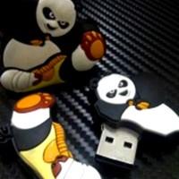 2430 USB FLASHDISK UNIK BONEKA KARAKTER LUCU KUNGFU PANDA - BUS0171 -