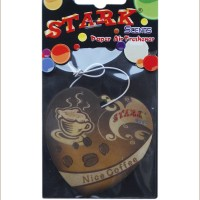 (Stark Paper) Parfum Mobil Import Aroma Kopi Made in Germany