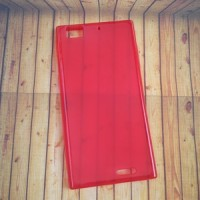 Lenovo K900 Red Softcase Jellycase Softshell Softjelly