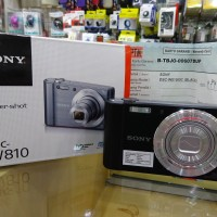 sony cyber-shot DSC-W810 20.1MP