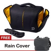 Jual Tas kamera murah / camera bag kode T NIKON free raincoat Murah