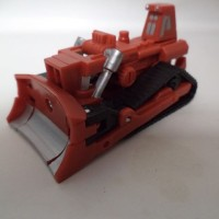 Transformers Rampage Red Legend Class Loose