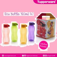 Eco Bottle Tupperware 310ml (edisi kado)