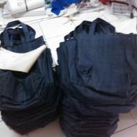Jual Denim Tote Bag [Tas Jeans Polos] - 30x36cm Murah