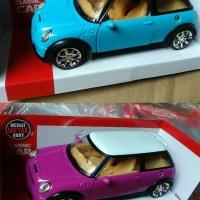 Parfum Mobil Diecast Metal Mini Cooper