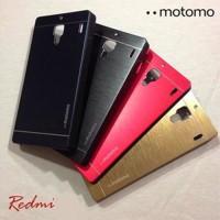 Hardcase Motomo Ino Metal Xiaomi Redmi 2S