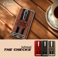SOFTSHELL THE CHECKS SERIES ASUS ZENFONE 2 5.5/ZE5
