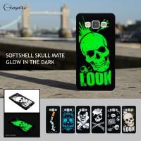 Softshell Skull Matte Glow In The Dark Series Sams