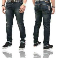 harga Celana Jeans Skinny Macbeth Black Scrubs Premium Tokopedia.com