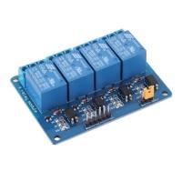 4 Channel 5V Relay Module Board Shield For PIC AVR DSP ARM MCU Arduino