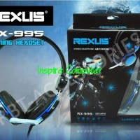 Headset / Headphone Gaming Rexus RX-995